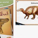 iDinobook: enciclopedia de dinosaurios para iPad e iPhone