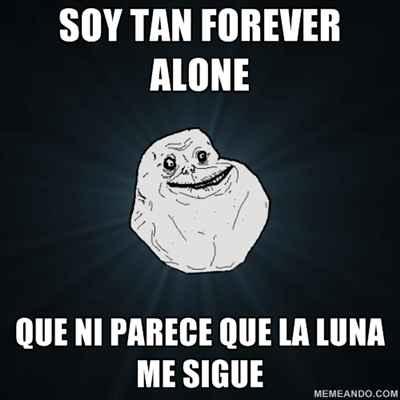 meme forever alone 2013