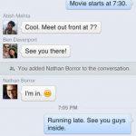 Cómo mandar un archivo de voz en el messenger de facebook