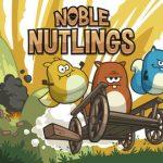 Noble Nutlings: juego iOS desarrollado por ex colaboradores de Angry Birds