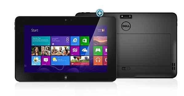 tablet DELL windows 8 2013