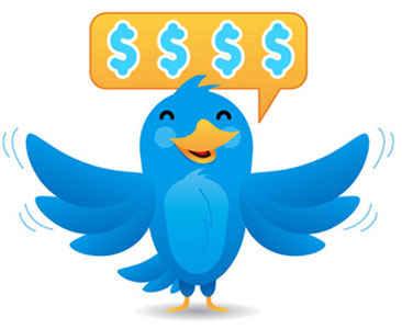 valor de twitter