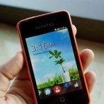 Alcatel One Touch Fire, un Smartphone con Firefox OS