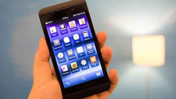 BlackberryZ10 hero