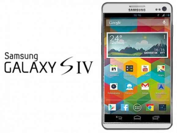 Samsung Galaxy S4 foto