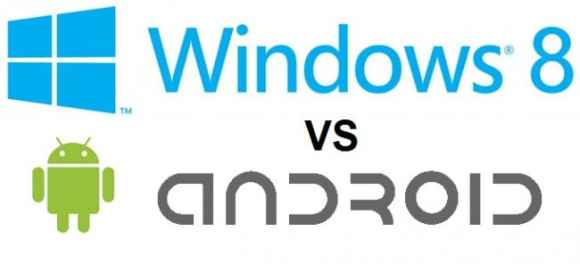 android vs windows