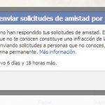 Facebook me bloqueo 14 dias ¿Por que?