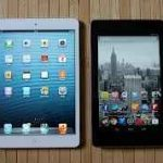 ipad mini vs nexus 7