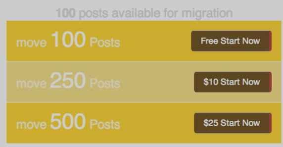 precios de justmigrate