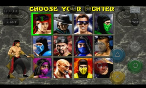 Dreambox mortal kombat