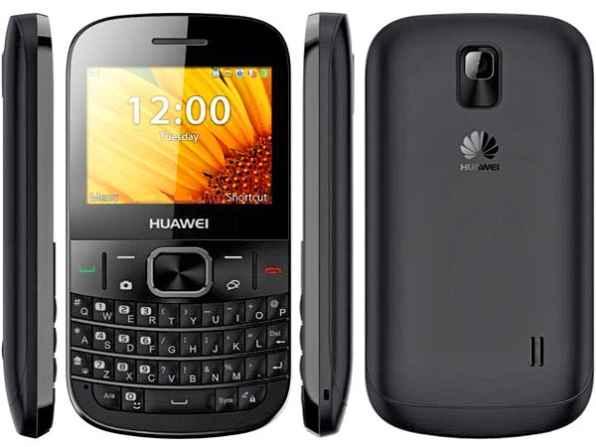 Huawei 6310 negro