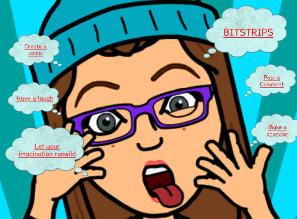 bitstrips-Android
