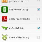 Hacer copia de respaldo de app en Android gratis con Easy App Toolbox sin root