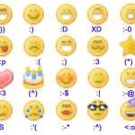 Los 5 emoticones mas usados en redes sociales