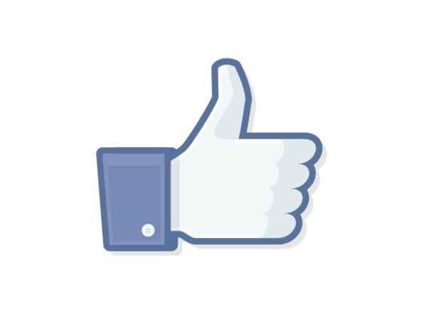 me gusta facebook emoticon
