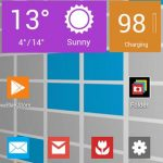 Dale apariencia de Windows 8 a tu Android