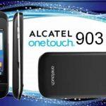 Características e imagenes del Alcatel OT 903 (Smartphone Android)