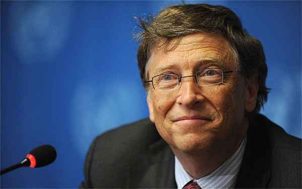 Bill Gates frases famosas