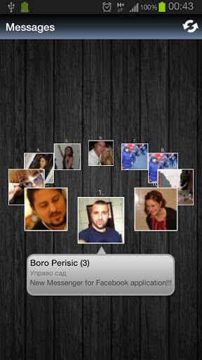 Facebook messenger alternativa