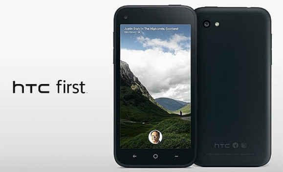 HTC First Android
