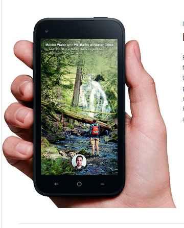 HTC First en las manos