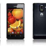 Huawei Ascend P1 U9200: caracteristicas, precio e imagenes