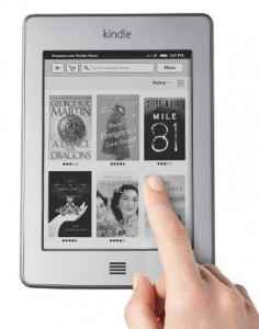 Kindle Touch update