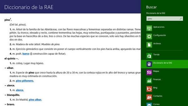 RAE para Windows 8 gratis