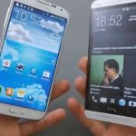 HTC One vs. Samsung Galaxy S4 ¿Cual android gana?