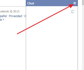 activar el chat fb
