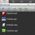 ¿Donde se guardan las aplicaciones (APK) en Android?