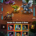 D.O.T. Defender of Texel un juego RPG para Android