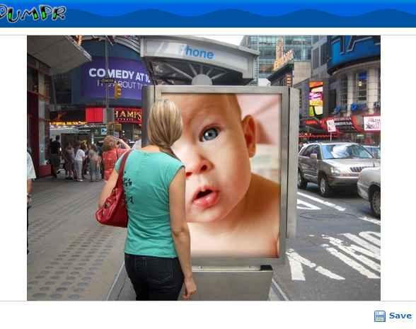 Agregar efectos a fotos on-line 60