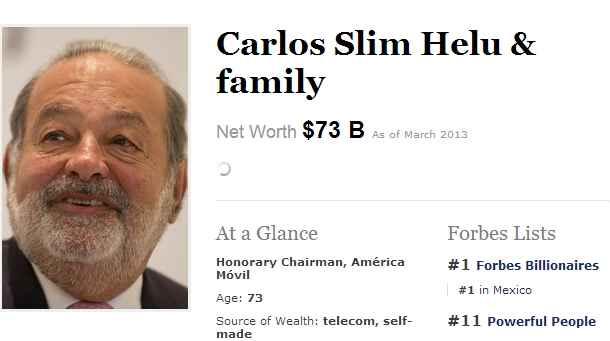 el mas rico del mundo