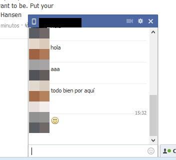 emoticon enviado Facebook