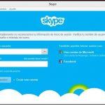 Como conectarte a Facebook desde Skype