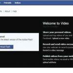 Como solucionar el problema: Debe actualizar flash player en Facebook
