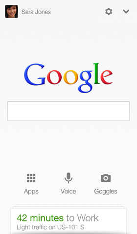 google now for iphone descargar now para iphone en espa 241 ol gratis lo 3029