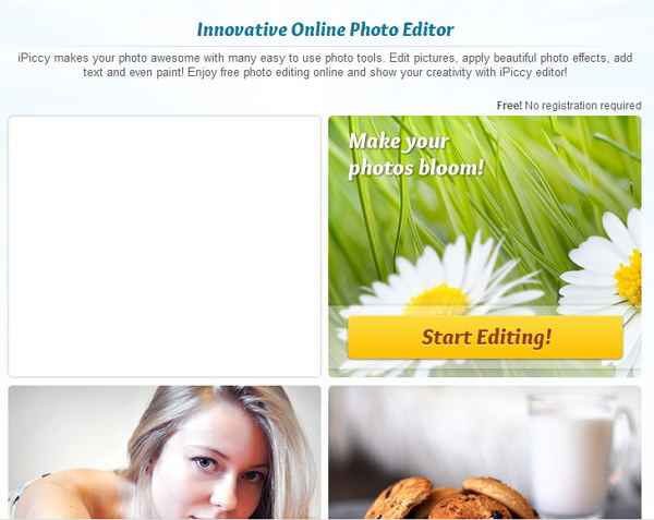 ipiccy - editar imagenes