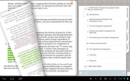 mantano ebook reader android