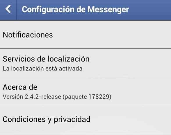 notificaciones com.facebook.orca