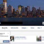 El nuevo diseño en el 2013 del perfil en Facebook