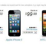 Smartphones Sprint: Segun precio, tipo, marca, estilo, OS