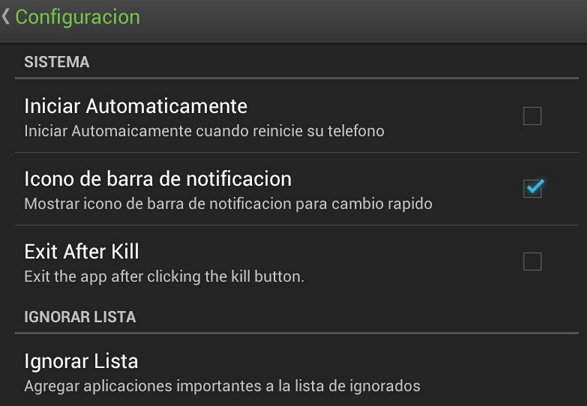 Advanced Task Killer Pro pro
