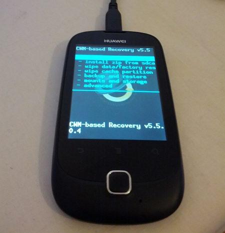 Huawei U8185 desbloquear