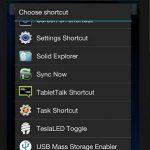 Aplicación Android para transferir archivos de la PC al smartphone Samsung