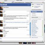 ¿Puedo chatear con mis seguidores en Facebook?