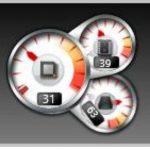 Gadgets de Windows 7 para Windows 8: CPU, RAM y Disco