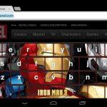 Descargar teclado Iron Man 3 para Android