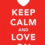 Imágenes de keep calm and… para Facebook
